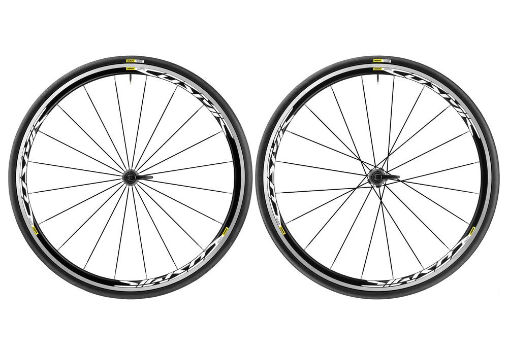 Mavic Cosmic Elite UST hjul svart - till fenomenalt pris på Bikester